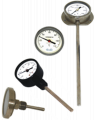 Bi-Metallic Temperature Gauges