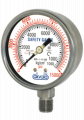 Safety Gauges (Solid Front)