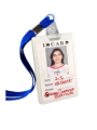Id Card With Camera