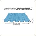 G.I./Colour Coated Profile 930