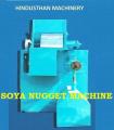 Industrial soya nugget machine