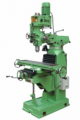 PMT Ram Turrent Milling Machine With Auto Feed To Quill