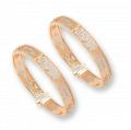 Bracelets en or pour chevilles