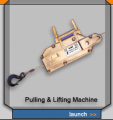 Indef Pulling And Lifting Machines