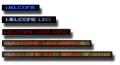 Multicolor Line Display