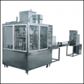 Automatic Rotary Bottle Rinsing Filling & Capping Machine
