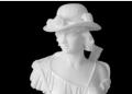 Carve Lady Bust