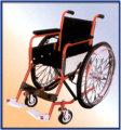 General Wheel Chair Folding