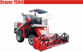 Tractor Cruzer 7504