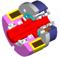Electromagnetic Torque Limiter for Pharmaceutical Packaging Machine