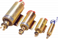 Push Pull Linear Electromagnetic Solenoid