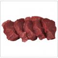 Slice - buffalo meat