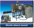 Shrink Sleeving Tunnel