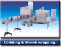 Collating & Wrapping Machine