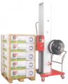Semi-auto Pallet Strapping Machine