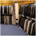 Chiller finish suiting fabrics