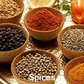Whole & Ground Spices