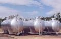 Carbon steel receiver tanks