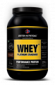 WHEY PLATINUM STANDARD™ Supplements