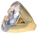 Gold Mens Ring 04