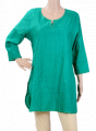 Green shaded kurti