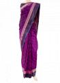 Cotton saree with zari border