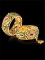 Royal Gold bracelets