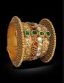Crafted Gold Bracelet