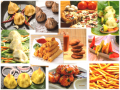 Produits alimentaires frigorifiés
