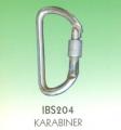 Steel Carabiner Hook