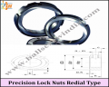 Precision Lock Nuts (Redial Type)