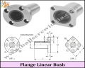 Flange Type Linear Motion Bearing