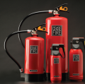 CeaseFire Clean Agent - HCFC & HFC based Fire Extinguishers