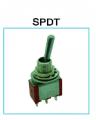 Miniature Toggle SPDT
