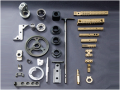 Turned Parts on CNC Machines