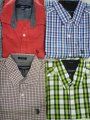 Export Surplus Branded Mens Shirts at Wholesale Price (3 pc Pack)