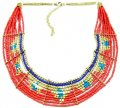 Seed Beads Necklace ME-5989