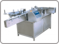 Automatic High Speed Vial - Bottle Sticker Labelling Machine