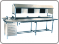 Automatic Online Inspection Conveyor Black & White Board