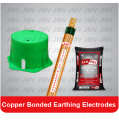 Copper Bonded Earthing Electrodes
