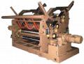 FINGERLESS SINGLE FACER CORRUGATING MACHINE (TWIN FACER DESIGN)