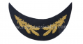 Machine Embroideries for visor