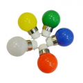 Colored LED Bulbs 0.5w
