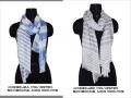 Multicolor women scarf