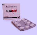 Niadil tabletas