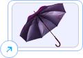 Gents' umbrellas