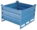 Corrugated Steel Boxes