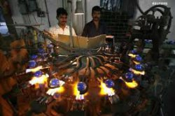 April industrial output up 0.1%, worse than expected