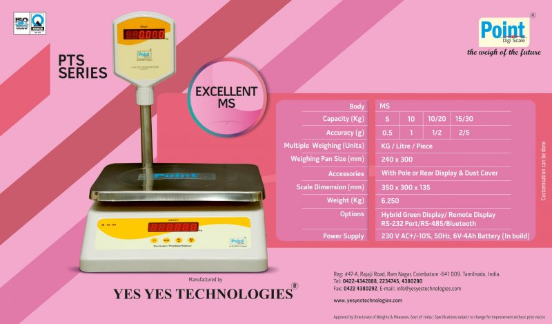 Yes Yes Technologies, Andamans