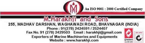 M. Harakhji and Sons., Bhavnagar